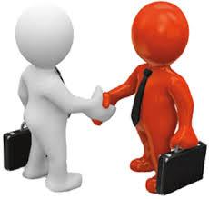 la stretta di mano: comunicazione non verbale